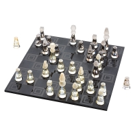 Set sah Preciosa - Crystal Chess