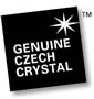 Genuine Czech Crystal